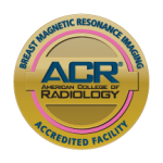 breast mri accredited facility